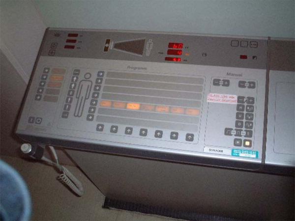 Generatore HF SIEMENS modello Polyphos 30-50